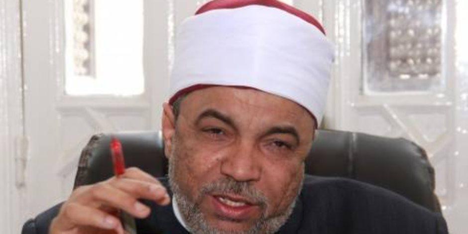 """رئيس القطاع الديني بالأوقاف يطرح السؤال: لماذا تختزل """"الإخوان"""" نُصرة الرسول من مصر فقط؟ (خاص)"""