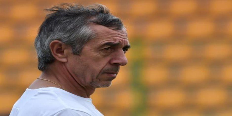 اَلان جيريس يُقدم استقالته من تدريب منتخب مالي