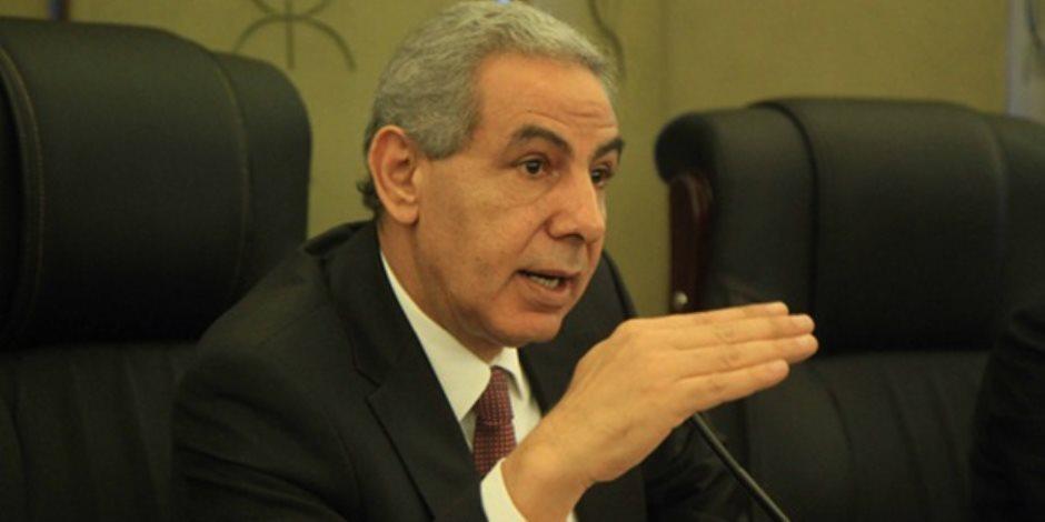 وزير الصناعة يستعرض خطة إصلاح الاقتصاد المصرى أمام منتدى الاستثمار بالصين