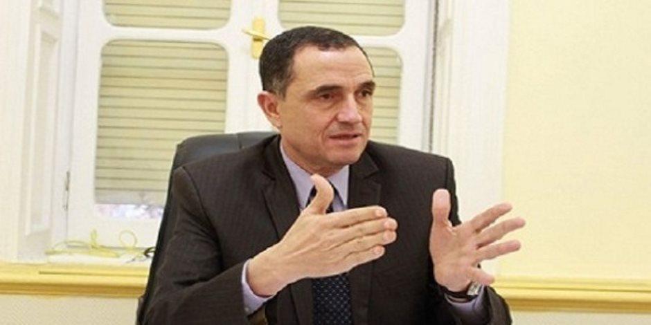 نائب وزير التعليم لشئون التعليم الفني: أعدكم بأن مركز مصر سوف يتحسن