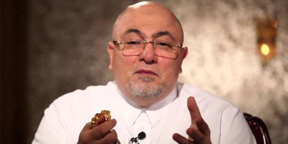 خالد الجندى: الأوقاف قطعت الطريق على أعداء الوطن ببث القرآن فى المساجد