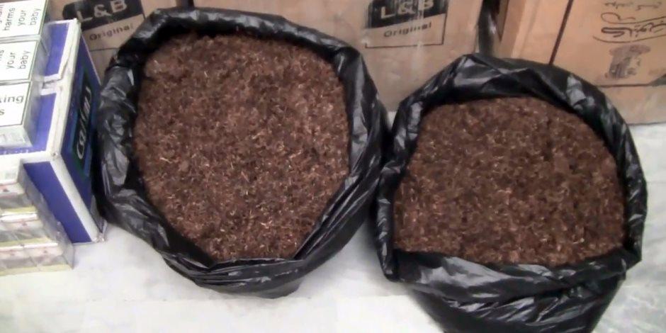 ننشر أول فيديو لعصابة مخدر «الفودو» بالأميرية بعد القبض عليها