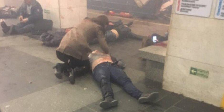 المدعى العام الروسي يصنف حادث «بطرسبرج» بالإرهابي