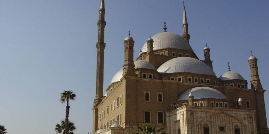 المناطق الأثرية الإسلامية تؤمن الزائرين فى عيد الأضحى