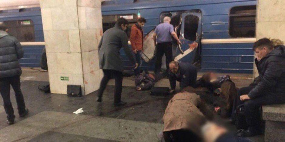 وكالة «سبوتنك» تعلن الحداد على ضحايا تفجيرات «سان بطرسبرج» الروسية