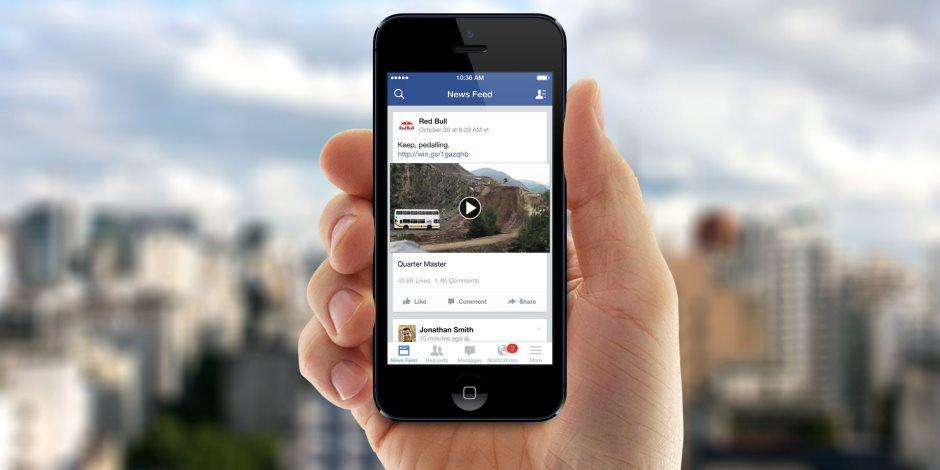 6 خطوات تساعدك على إيقاف التشغيل التلقائى للفيديوهات على موقع فيس بوك