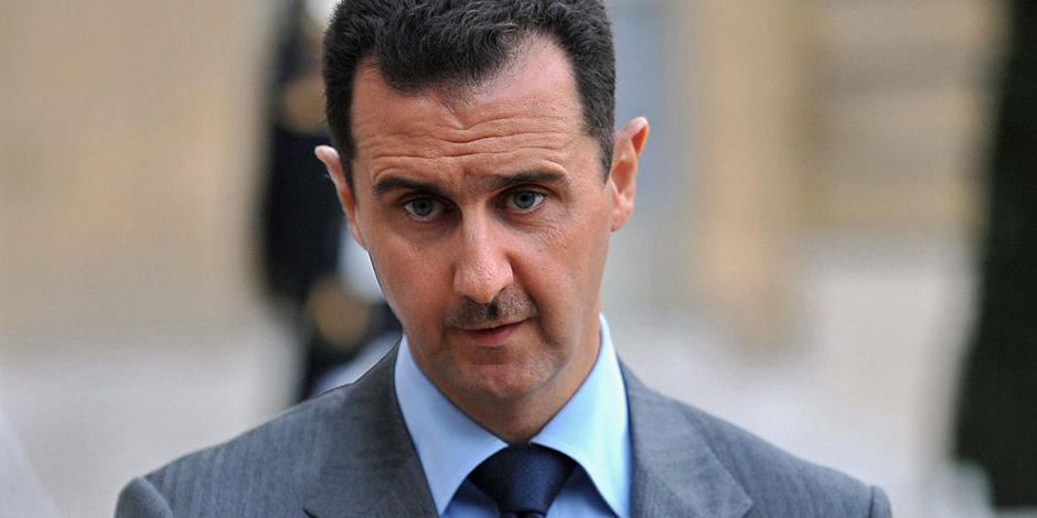 ضرب سوريا.. بشار الأسد يتهم 5 دول بمحاولة تخريب دمشق