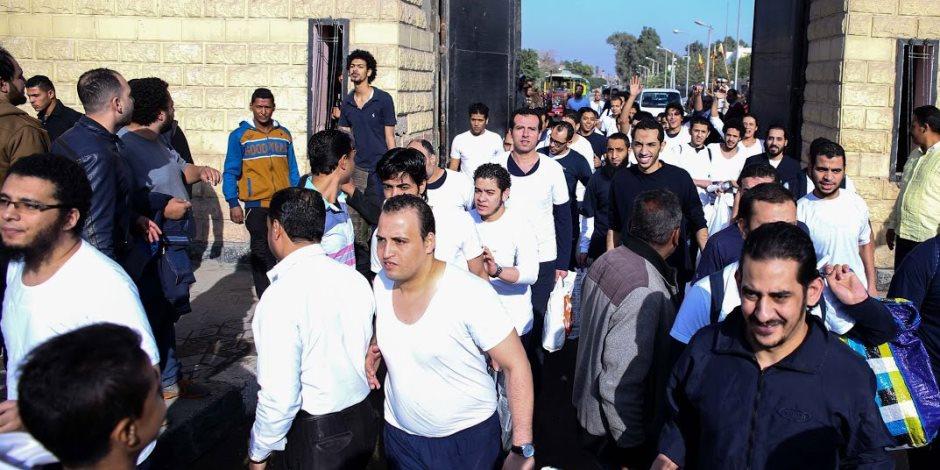 تحيا مصر تعيد الابتسامة لـ«عم طلعت».. من السجن إلى العفو الرئاسي