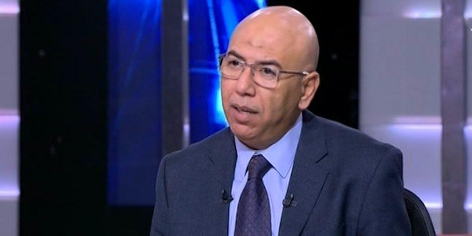خالد عكاشة: السيسي يفتخر  بالشعب أمام العالم بينما إعلام الإخوان يسئ للمصريين.. وأبناء الوطن ماضون في التنمية منذ 30 يونيو