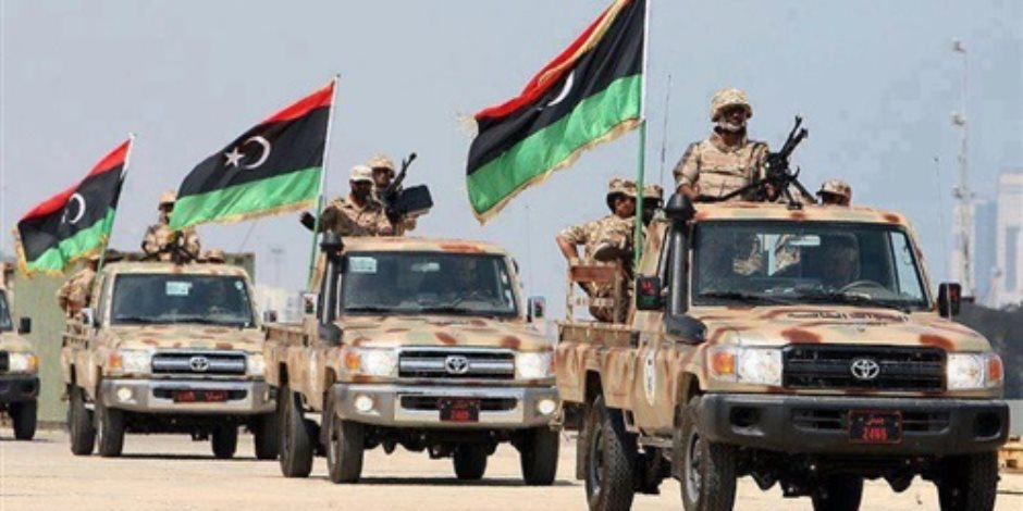 ممنوع الاقتراب.. تحذير أخير من الجيش الليبي لأردوغان ومرتزقته