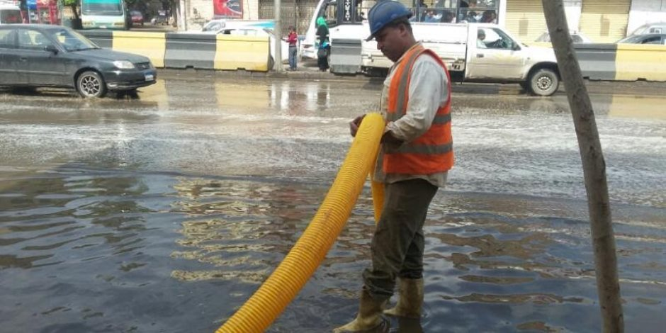 """استعدادات """" الرى"""" لمواجهة الأمطار والسيول.. أبرزها وحدات طوارئ ثابتة بجوار المحطات"""