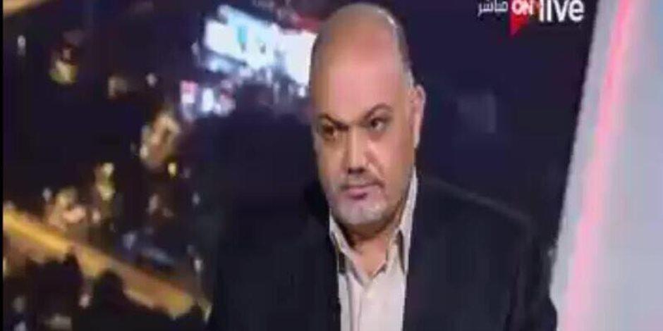 إبراهيم ربيع لـ« ON LIV»: الإخوان مثل «الويندوز» إذا تعطل انتهت الجماعات الإرهابية بالعالم