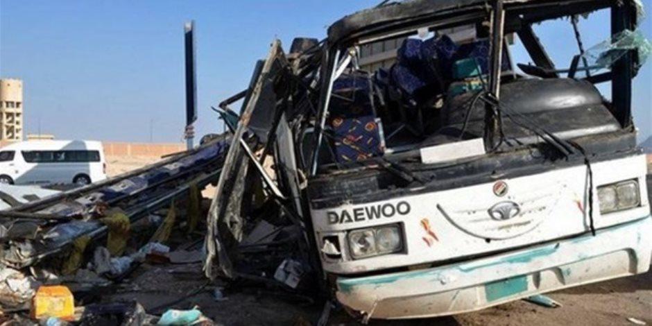 افغانستان: مصرع وإصابة 38 شخصا إثر انقلاب حافلة بإقليم نانجارهار