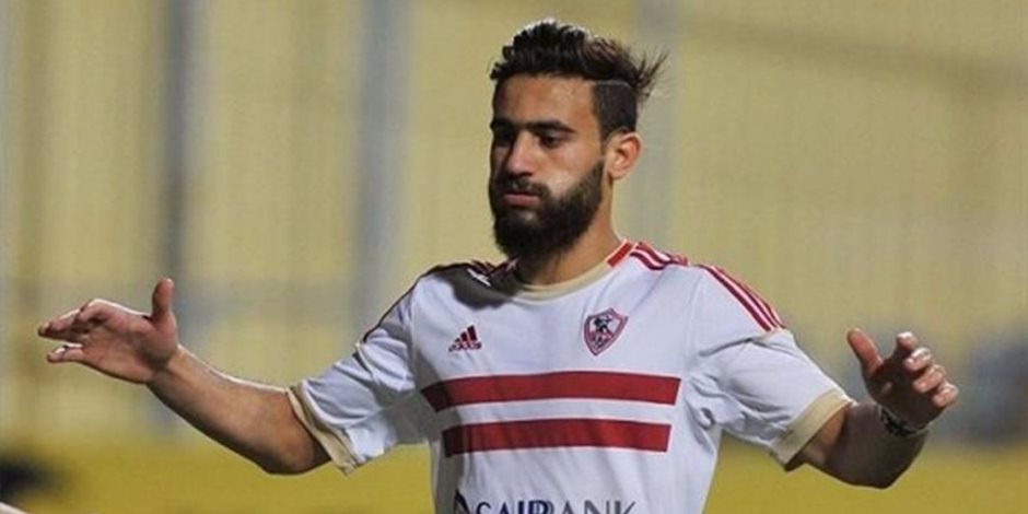 هل يرحل باسم مرسي عن الزمالك فى الصيف؟.. اللاعب يجيب