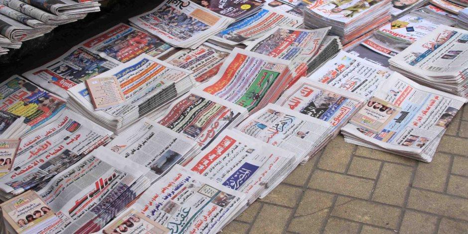في دقيقة.. تعرف على أبرز عناوين الصحف المصرية الإثنين 13 نوفمبر على ON Live