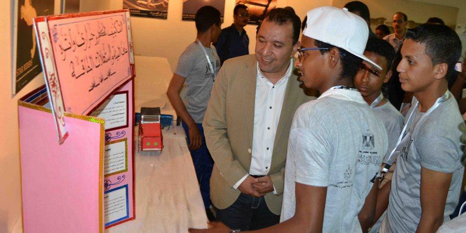 دعم التعليم الفني يختتم فاعليات مسابقة «بوابة الابتكار»