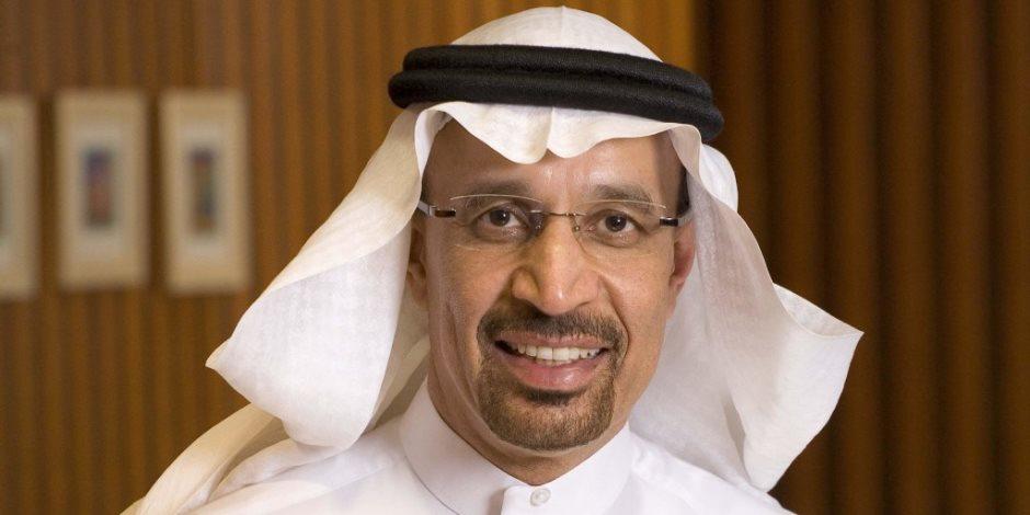 وزير الطاقة السعودي: استثمارات النفط عادت بعد اتفاق أوبك وتعافي الاقتصاد العالمي