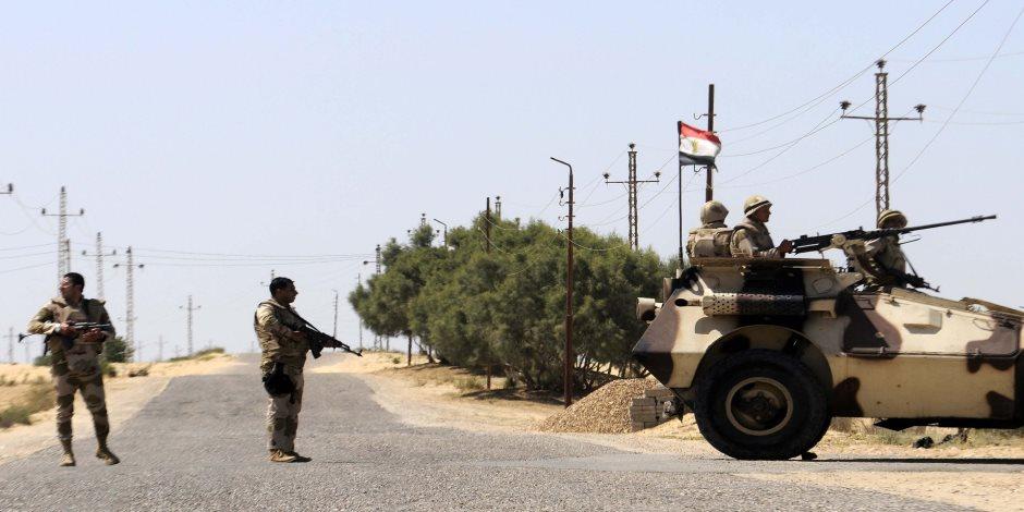 أخطر قضايا 2018.. النائب العام يحيل 555 إرهابيا بتنظيم «ولاية سيناء» للقضاء العسكري