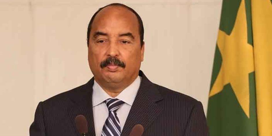 برلمان موريتانيا يحقق مع الرئيس السابق بعد تسريب وثيقة تثبت منحه جزيرة لأمير قطر