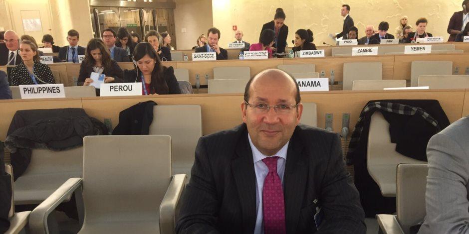 السفير هشام بدر رجل المستحيل المصري في إيطاليا.. هل ينجح ابن الدبلوماسي في دفع العلاقات من جديد ؟