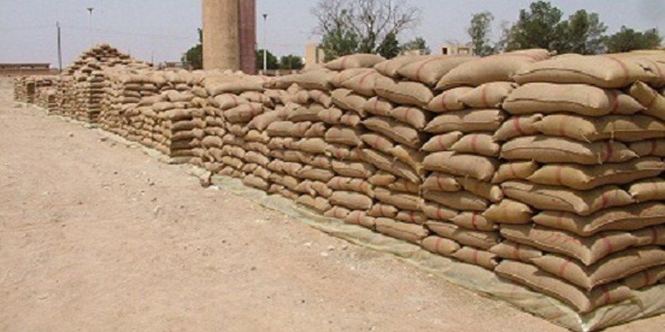 بعد الانفجار النووي.. التمثيل التجاري يوصي بفحص القمح والحبوب المستورد من روسيا
