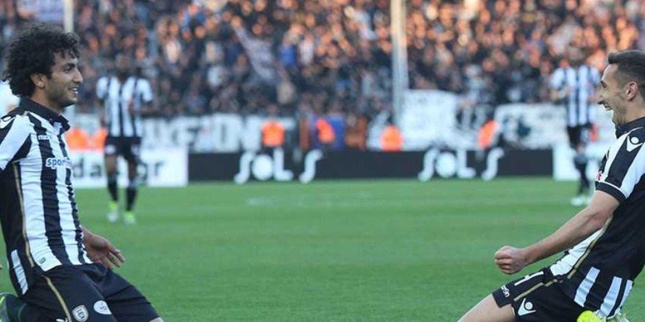 باوك يعبر باناثينايكوس إلى نهائي كأس اليونان بمشاركة «وردة»