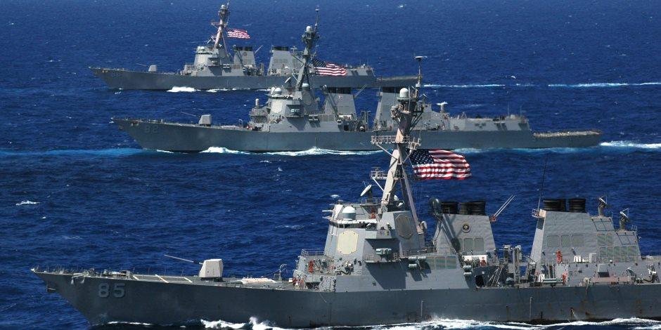 400 مقاتل من البحرية الأمريكية في سوريا يعودون بلادهم قريبا