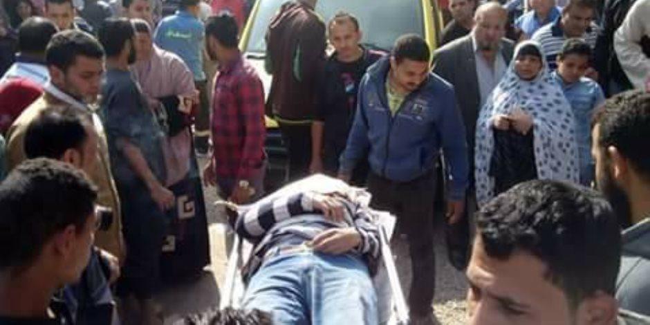 استشهاد أمين شرطة عقب مطاردة مع تاجر مخدرات في القليوبية