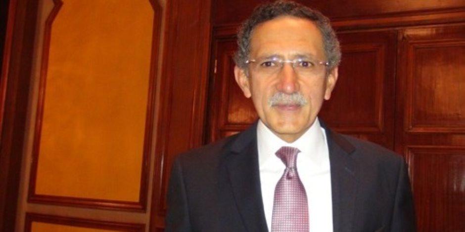 قبل أيام من زيارة الرئيس لواشنطن.. رئيس مجلس إدارة غرفة التجارة الأمريكية: مصر بلد الفرص