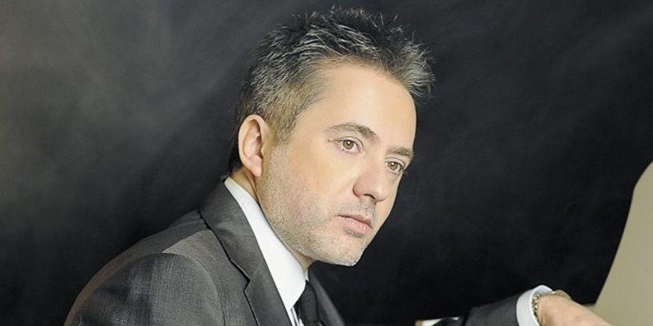 مروان خورى على مسرح أوبرا الإسكندرية