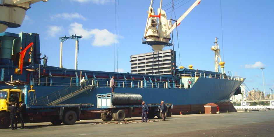 هيئة ميناء الاسكندرية:تأمين ارصفة وبوابات الميناء ومضاعفة اعداد الموظفين والعمال خلال العيد