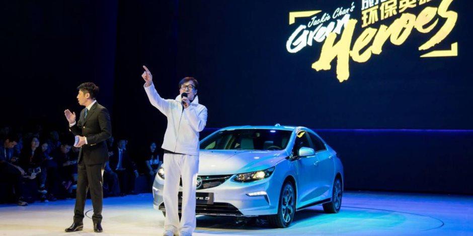 جنرال موتورز تنافس بعشر سيارات كهربية في الصين بحلول عام 2020