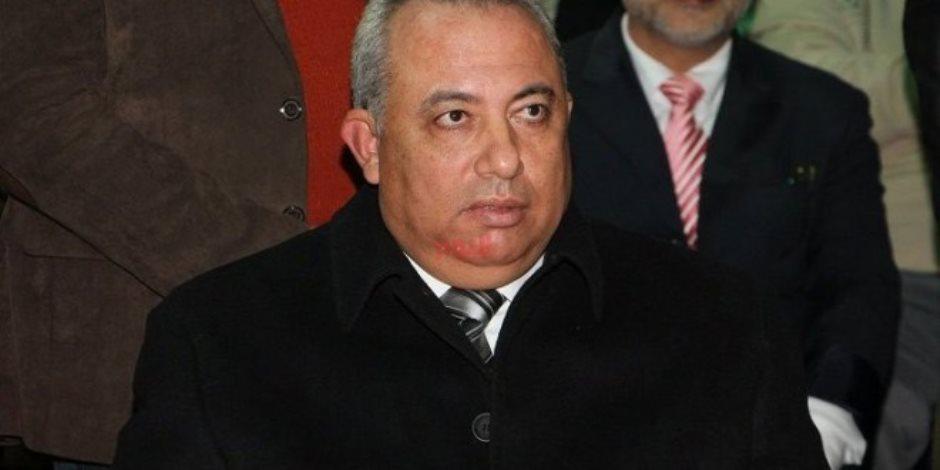 محافظ الشرقية يٌهنئ رئيس الجمهورية بمناسبة حلول شهر رمضان