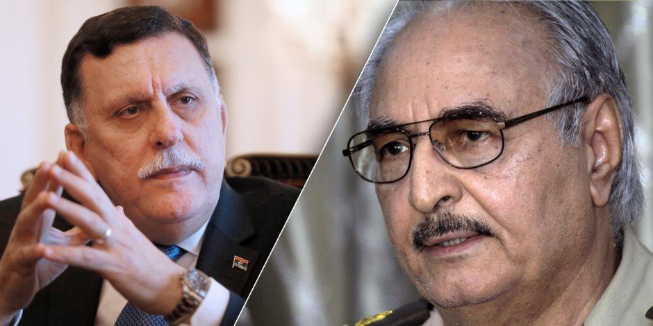تخوفات بالشارع الليبي من تصعيد عسكري تقوده حكومة الوفاق ضد قوات الجيش الوطني