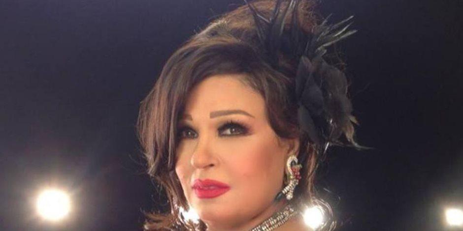 """فيفي عبده في أول ظهور بعد تحسن صحتها: أنا فرحانة إن ربنا شفاني """"يلا بقى نهيّص"""" (فيديو)"""