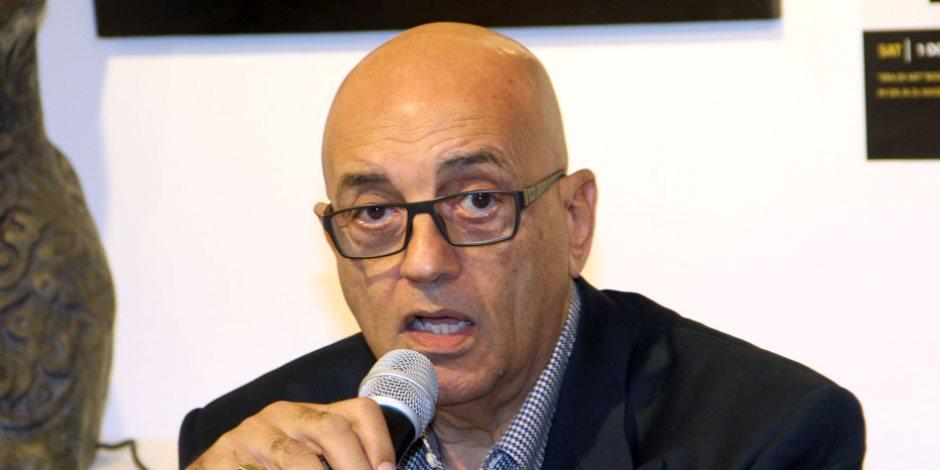 حبيب الصايغ: حصول محمد سلماوي على جائزة ياسر عرفات للسلام والحرية يعطيها قيمة إضافية