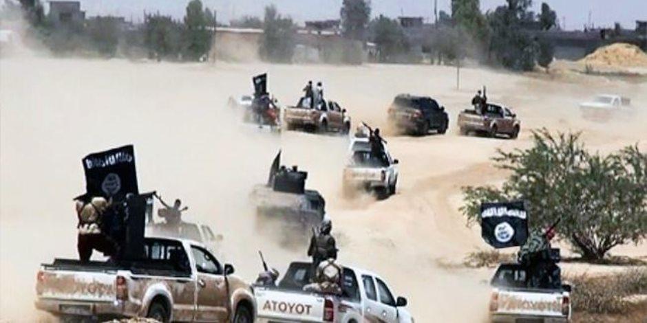 الحشد الشعبي ينهي وجود داعش في 4 مناطق متفرقة شرقي ديالي