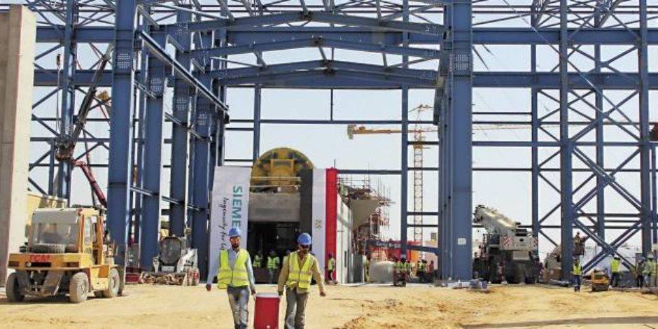 أبرز 5 معلومات عن أكبر محطة كهرباء في مصر