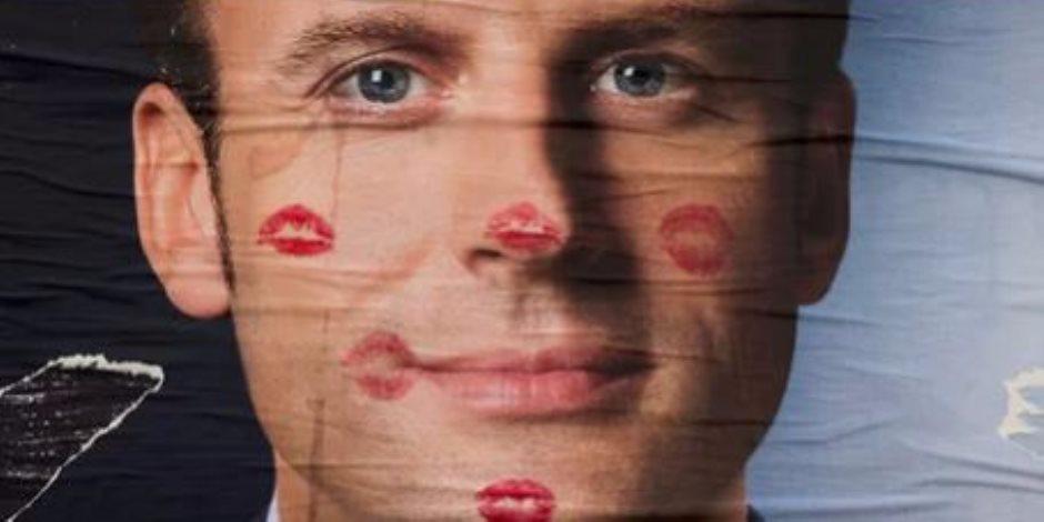 اضحك مع الانتخابات الفرنسية قبل ساعات من الحسم... خمسة فرفشة (صور)