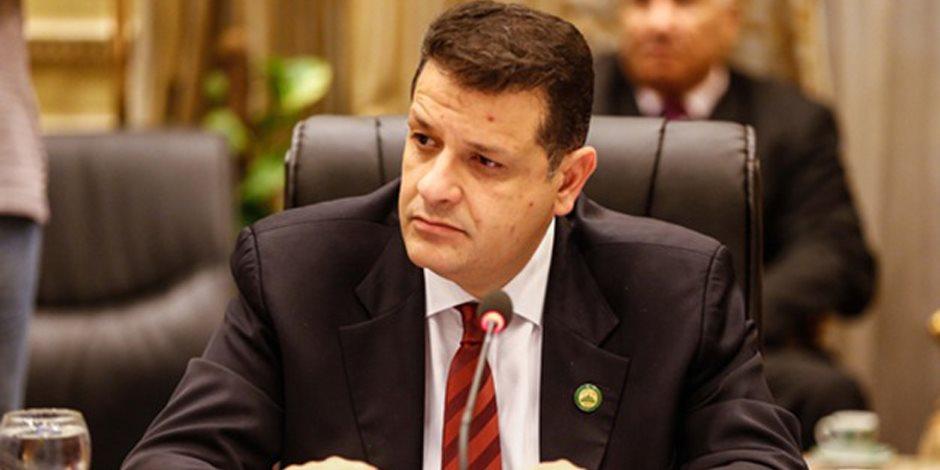 اكتمال هيئة مكتب خارجية النواب برئاسة طارق رضوان