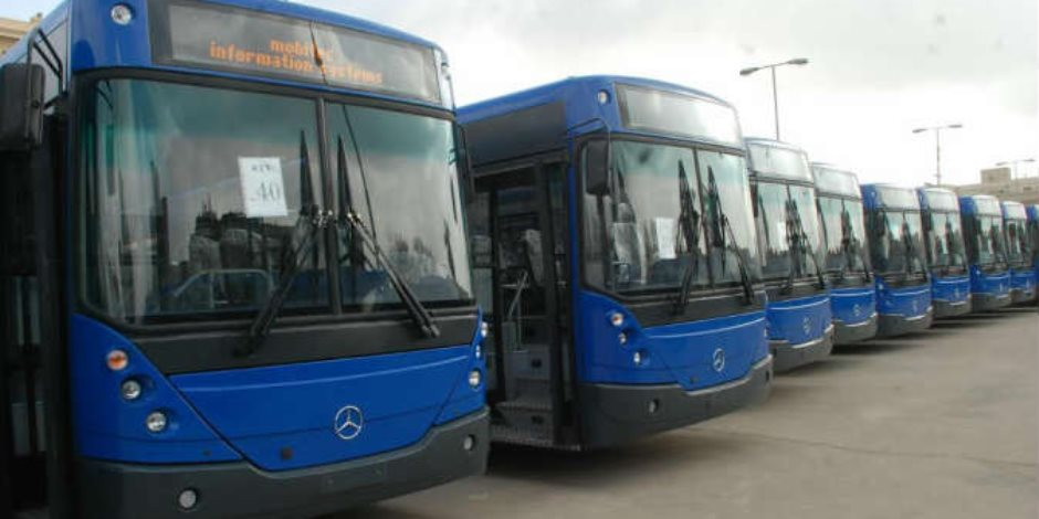مصر تطلق منظومة حافلات كهربية: مقاعد مريحة.. تكييف.. وواي فاي