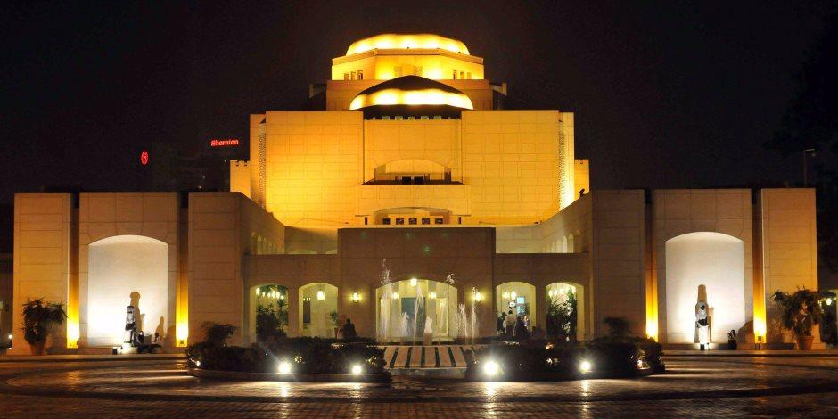 الأكبر  على مستوى الشرق الأوسط.. كل ماتريد معرفته عن دار أوبرا العاصمة الإدارية الجديدة (صور)