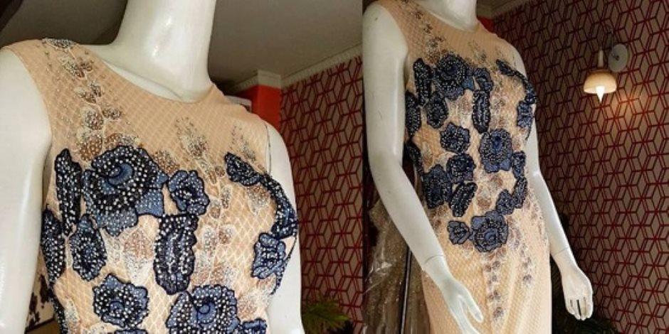 هند سعيد تشارك العرائس فرحتهن بالتعاون مع جهاز تنمية مشروعات بالغربية