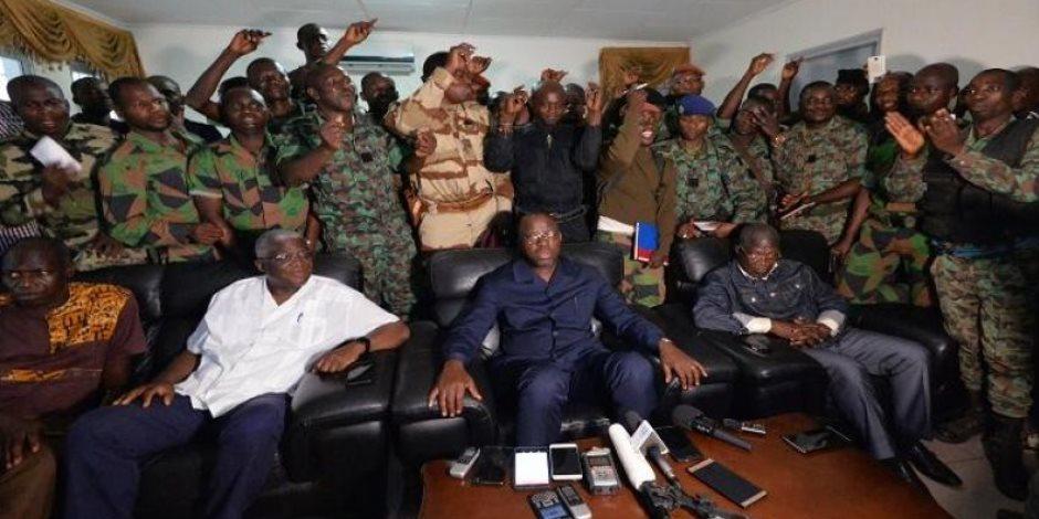 اجتماع أمني طارئ في ساحل العاج بعد تمرد جنود