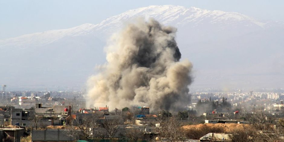 التحالف الدولي: ضرب قوات موالية للحكومة السورية تقدمت صوب منطقة عدم اشتباك
