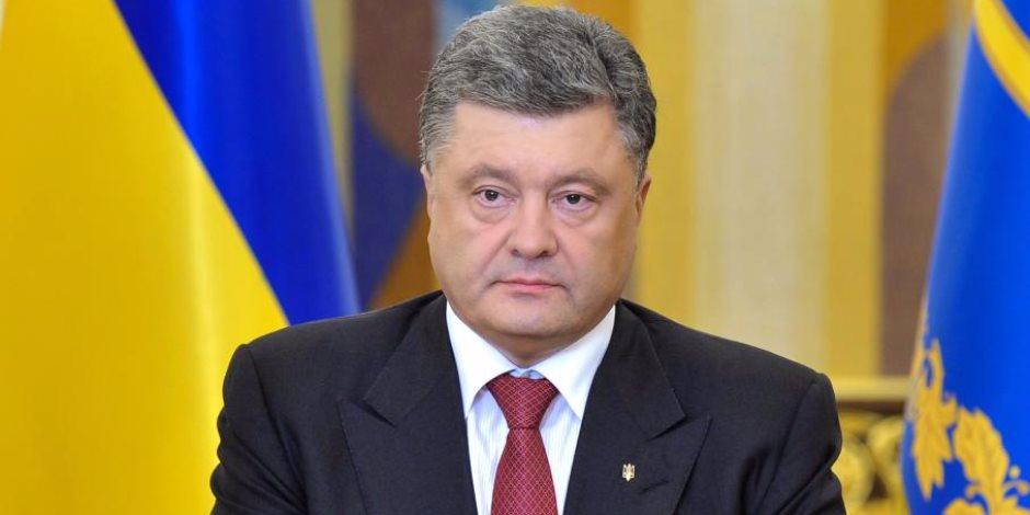 الرئيس الأوكراني: تنامي قوة جيشنا خطو هامة لنيل عضوية الناتو الكاملة