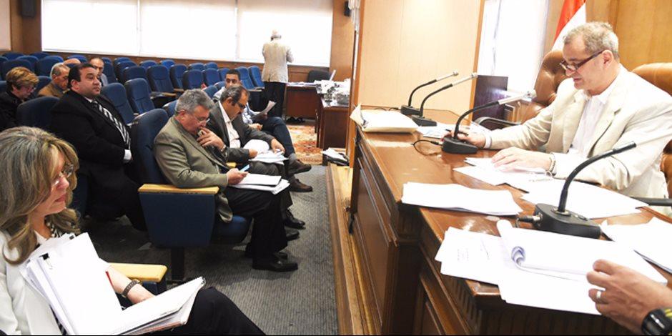اللجنة الاقتصادية تجتمع لمناقشة مشاكل «التجارة الداخلية»