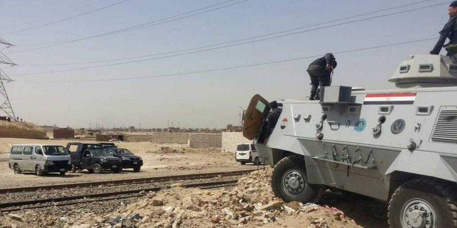 ضربة استباقية.. الداخلية: مقتل 7 إرهابيين من حركة «حسم» كانوا يعتزمون تنفيذ عمليات إرهابية (محدث)
