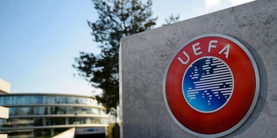 اليويفا يُعلن استبعاد الحكام الإيطاليين من إدارة المباريات القادمة
