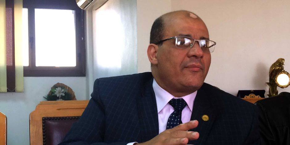 النائب طارق متولى يشيد بموقف وزراء خارجية الاتحاد الأوروبى برفض قرار ترامب بشأن القدس